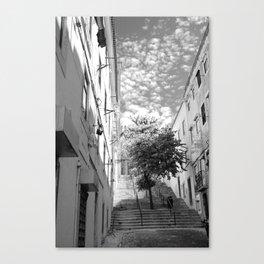 lisboa rulezzz Canvas Print