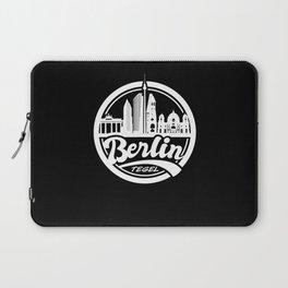 Berlin Tegel Germany Skyline Laptop Sleeve