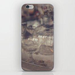 Fragile Views iPhone Skin