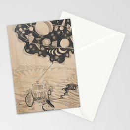 Creator Is Nobody : The Factory Stationery Cards