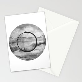 The Midgard Serpent Stationery Cards
