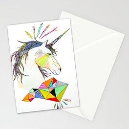 Unicorn Stationery Cards