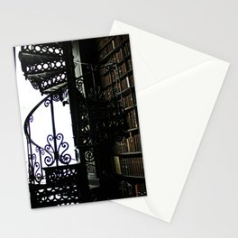 The long room Stationery Cards