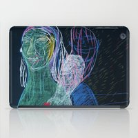 demon iPad Cases featuring demon by Maybe Mary