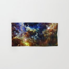 Cradle of Stars Hand & Bath Towel