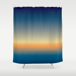 SNST—Cancun (horizontal) Shower Curtain