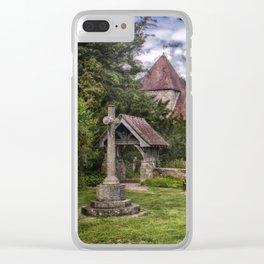 East Chiltington Church Clear iPhone Case