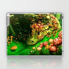 Mushroom dragon Laptop & iPad Skin