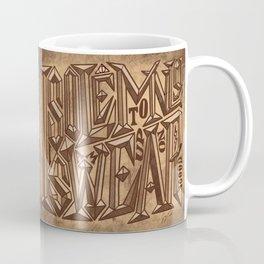 I Solemnly Swear I Am Up To No Good Coffee Mug