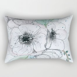 Anemone 2 Rectangular Pillow