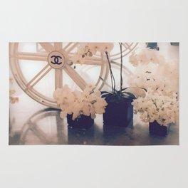 Coco No. 5 Floral Exhibit Rug