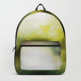 Dance in meadow Backpack