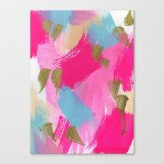 chill pill Canvas Print