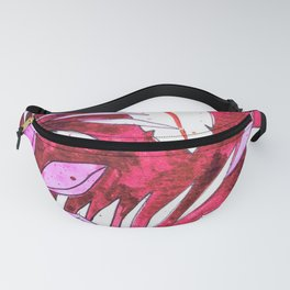 IN THE TROPICS PINK EDITION Fanny Pack