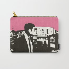 Dream Sequence Pink Carry-All Pouch