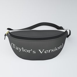 Taylor's Version Fanny Pack