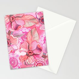 Lil' Garden Party Stationery Cards
