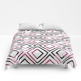 Basic Pre-Columbian Pattern Comforters