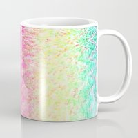 hippie Mugs featuring Hippie Chevron by M Studio