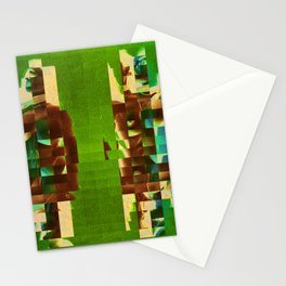 """""""BI-Chopped Nude"""" by Nacho Dung Stationery Cards"""