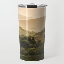 Sunny afternoon in Lake District Travel Mug