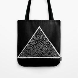 Root Two Triangle  Tote Bag