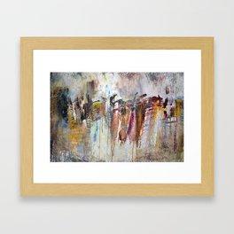 bhu Framed Art Print