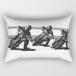 100mph SIDEWAYS Rectangular Pillow