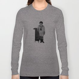 space face Long Sleeve T-shirt
