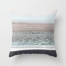 Ocean Dream II Throw Pillow