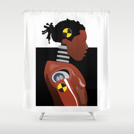 Asap Rocky - Test Dummy Shower Curtain