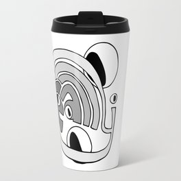 Really Strange Travel Mug