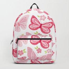 Beautiful Modern Butterfly Pattern Backpack