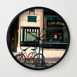 San Telmo Bikes Wall Clock