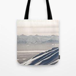 Talkeetna Mountains Tote Bag