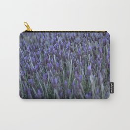 Lavender Carry-All Pouch