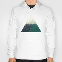 the mountains are calling Hoodies featuring The Mountains are Calling by Tiffani Angelone
