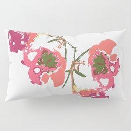 flowing flowers Pillow Sham