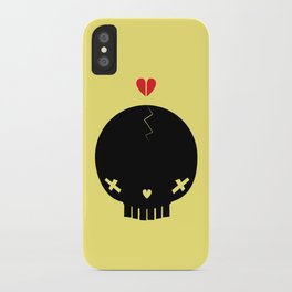 HEART BREAKER - ed. fact iPhone Case