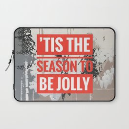Snowfall - 'Tis the season Laptop Sleeve