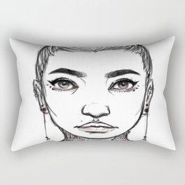 Rise Above Rectangular Pillow