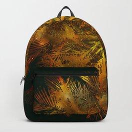The Majesty Palm Swirl Backpack