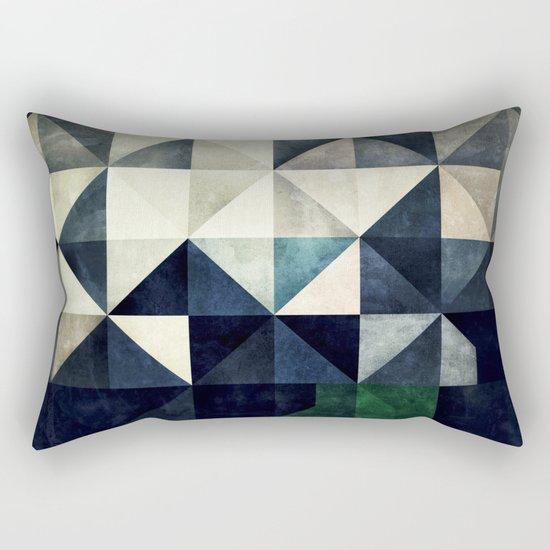 GLYZBRYKS Rectangular Pillow