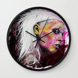Yolandi Visser Wall Clock