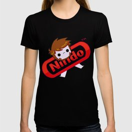 NINDO-plain T-shirt