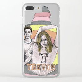 Trevor Clear iPhone Case