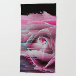 Rosa Rosae Beach Towel