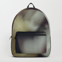 Blured peony Backpack