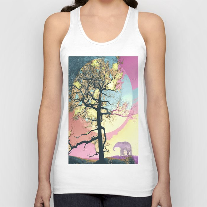 Colorful World Unisex Tank Top