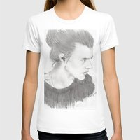 harry styles T-shirts featuring harry styles by stylin_art